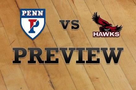 Penn vs. Saint Joseph's: Full Game Preview