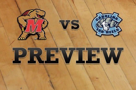 Maryland vs. North Carolina: Full Game Preview