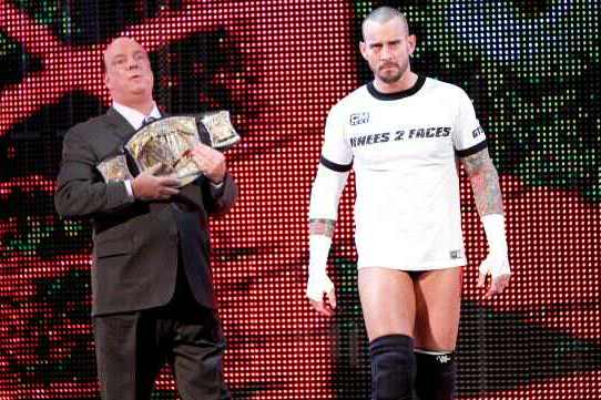 Royal Rumble 2013: Why CM Punk Needs to Beat The Rock