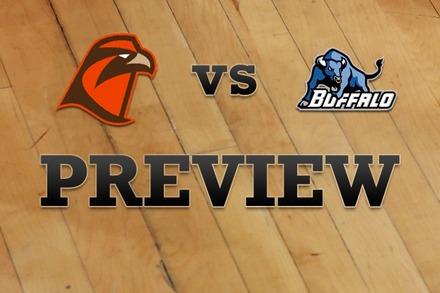 Bowling Green vs. Buffalo: Full Game Preview