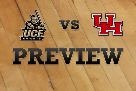 UCF vs. Houston: Full Game Preview