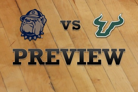 Georgetown vs. South Florida: Full Game Preview