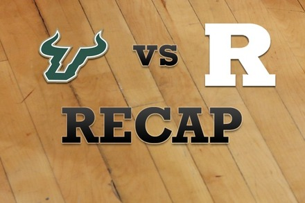 South Florida vs. Rutgers: Recap and Stats