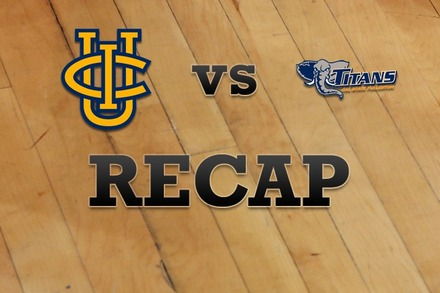 UC Irvine vs. CS Fullerton: Recap and Stats
