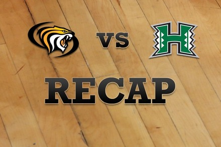 Pacific vs. Hawaii: Recap and Stats
