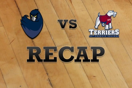 Monmouth vs. St. Francis (NY): Recap and Stats