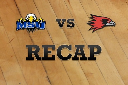 Morehead State vs. Southeast MO State: Recap and Stats