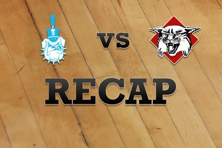Citadel vs. Davidson: Recap and Stats