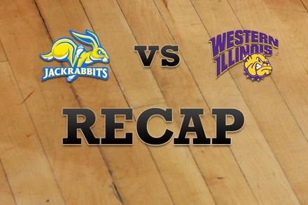 South Dakota State vs. Western Illinois: Recap and Stats
