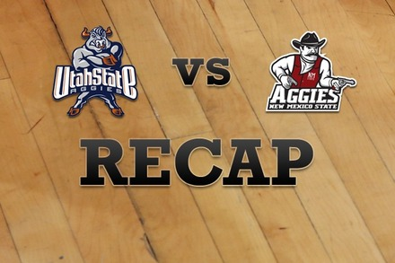 Utah State vs. New Mexico State: Recap and Stats