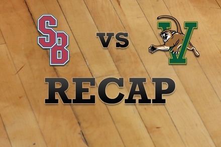 Stony Brook vs. Vermont: Recap and Stats