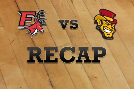 Fairfield vs. Iona: Recap and Stats