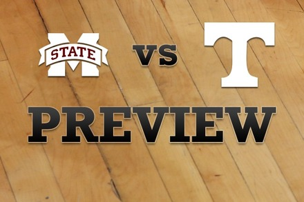 Mississippi State vs. Tennessee: Full Game Preview
