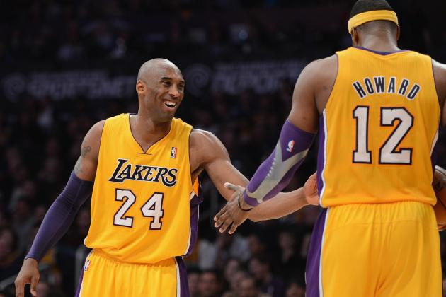 What Will It Take for LA Lakers to Get Their Act Together?