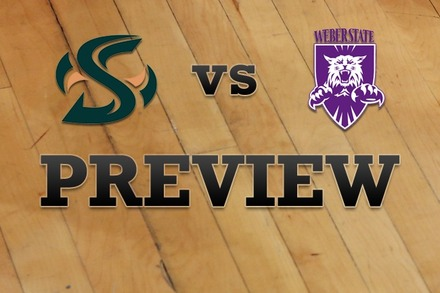 Sacramento State vs. Weber State: Full Game Preview