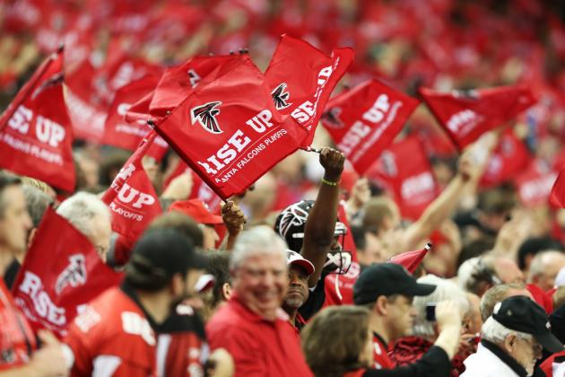 City of Atlanta Going Bonkers with NFC Championship Fever