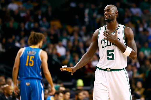 Boston Celtics: Kevin Garnett Does Not Deserve All-Star Start