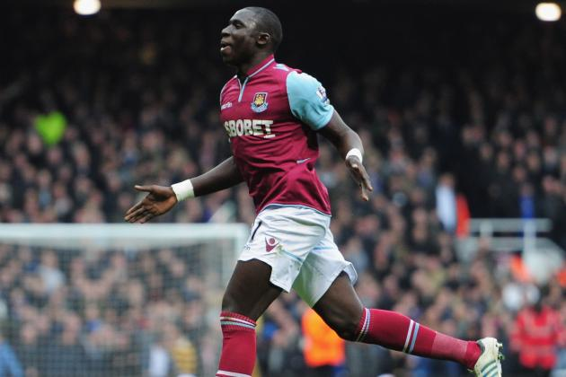 Allardyce Admits Diame Contract Talks Have Stalled