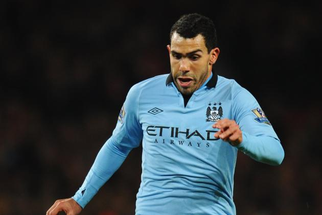 Don't Lie for Me Argentina: Tevez Claims City Lied and He Nearly Quit Football