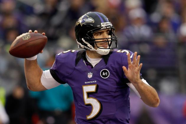 Flacco: 'We Feel Like Nobody Can Beat Us'