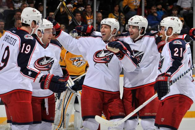 Columbus Blue Jackets: Will the Team Surprise in the 2013 NHL Season?