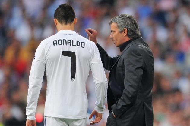 Raul Albiol Plays Down Cristiano Ronaldo Jose Mourinho Spat
