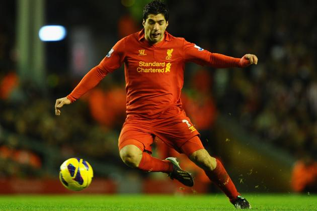 Luis Suarez: Why He's Been Better Than Robin van Persie This Season
