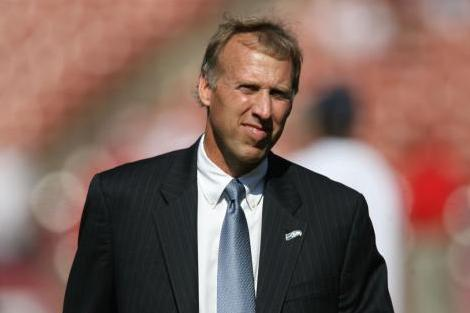 Jets Hire Seahawks' Idzik as General Manager