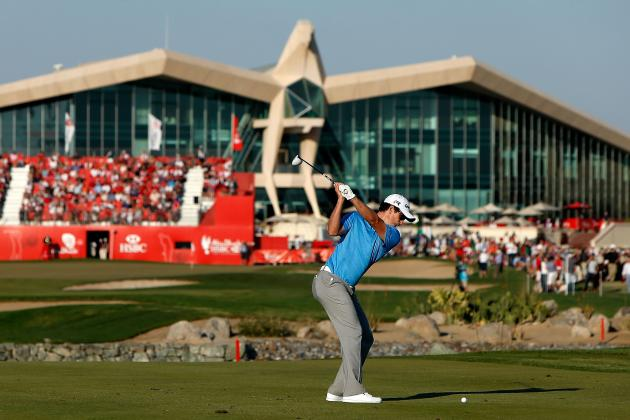Abu Dhabi HSBC Golf Championship 2013: Day 3 Leaderboard Analysis and Highlights