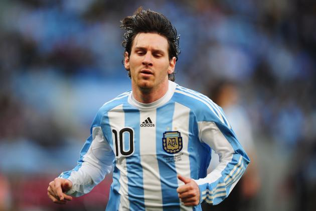 Messi 'Dreams' of Argentina Return