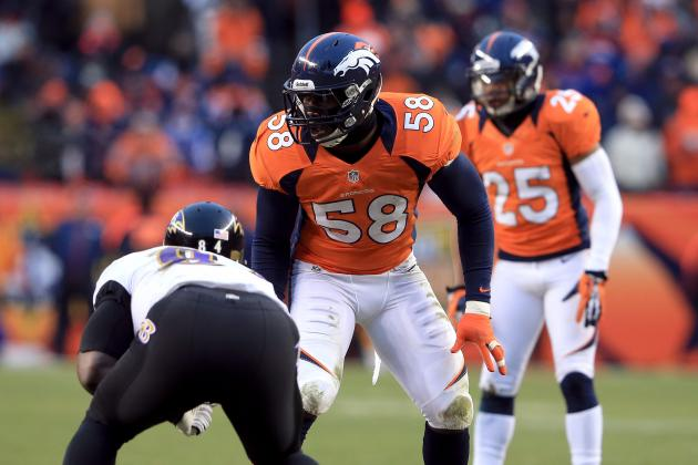 Broncos' Loss to Ravens in Playoffs Reveals Work Left to Do on Defense