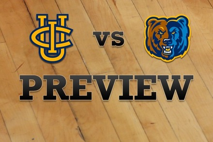 UC Irvine vs. UC Riverside: Full Game Preview