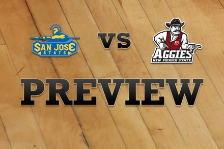San Jose State vs. New Mexico State: Full Game Preview