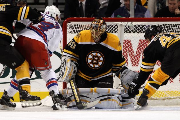 Tuukka Rask vs. Henrik Lundqvist: History of the Bruins-Rangers Goalie Matchup