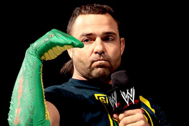 Santino Marella out of Action Due to Neck Injury