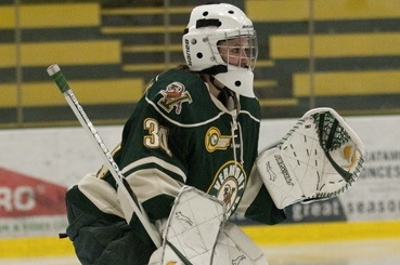 Vermont and Maine Skate to Scoreless Tie as Goalies Combine for 56 Saves