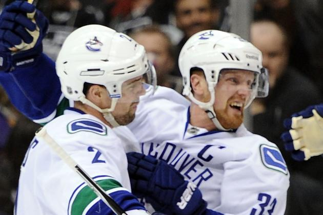 2013 NHL Preview: Why the Canucks Will Win the Stanley Cup This Year
