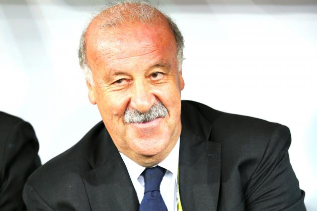 Why Spain Manager Vicente Del Bosque Has the Easiest Job in Football