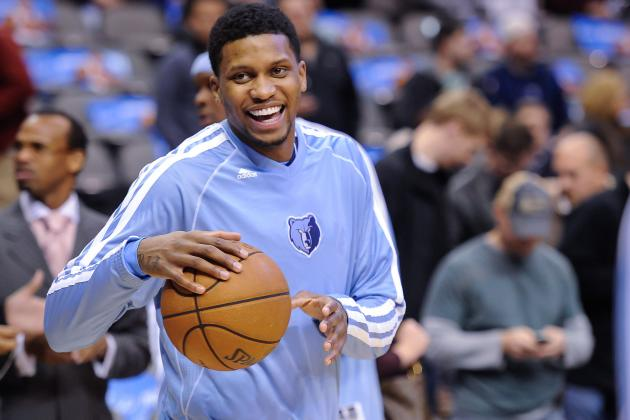NBA Rumors: Latest on Rudy Gay and Other Potential Blockbuster Trades on Horizon