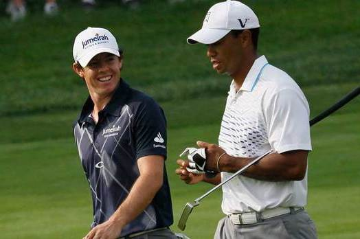Golf: Rose Revels in Spotlight Without McIlroy and Woods
