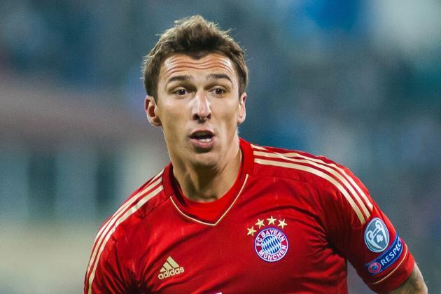Mandzukic See Bayern to Victory