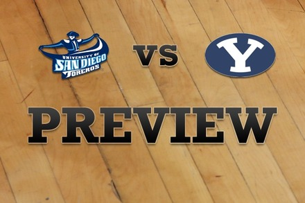 San Diego vs. Brigham Young: Full Game Preview