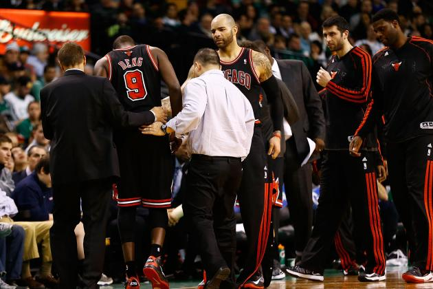 With Deng Out, Bulls 'Step Up by Committee'
