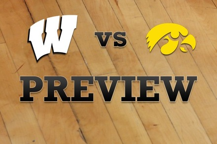 Wisconsin vs. Iowa: Full Game Preview