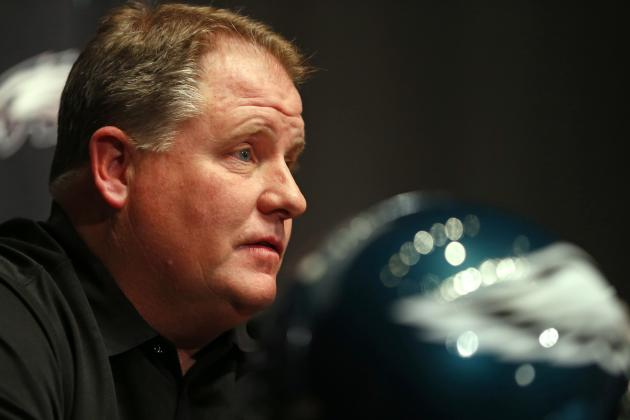 Glimpse Into Chip Kelly's World