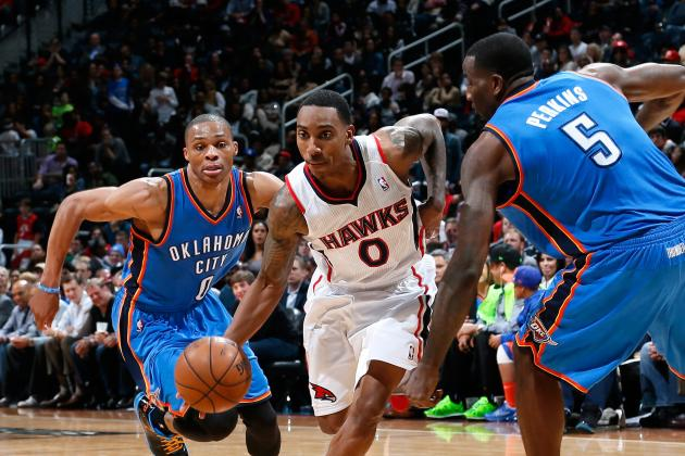 Hawks Building a Future Around Teague?