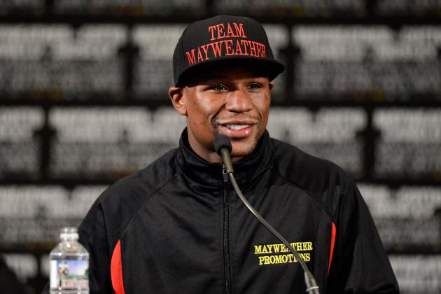 Floyd Mayweather: Money's Patience Outside Ring Is Setting Stage for Epic 2013