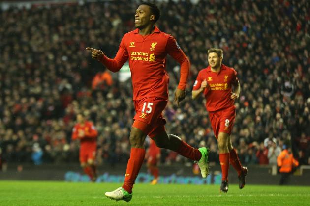 Daniel Sturridge and Luis Suarez Already Combining to Affect Liverpool Attack