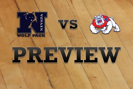 Nevada vs. Fresno State: Full Game Preview
