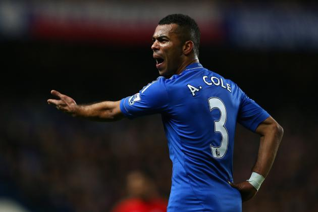 Ashley Cole and Chelsea Agree to Contract Extension
